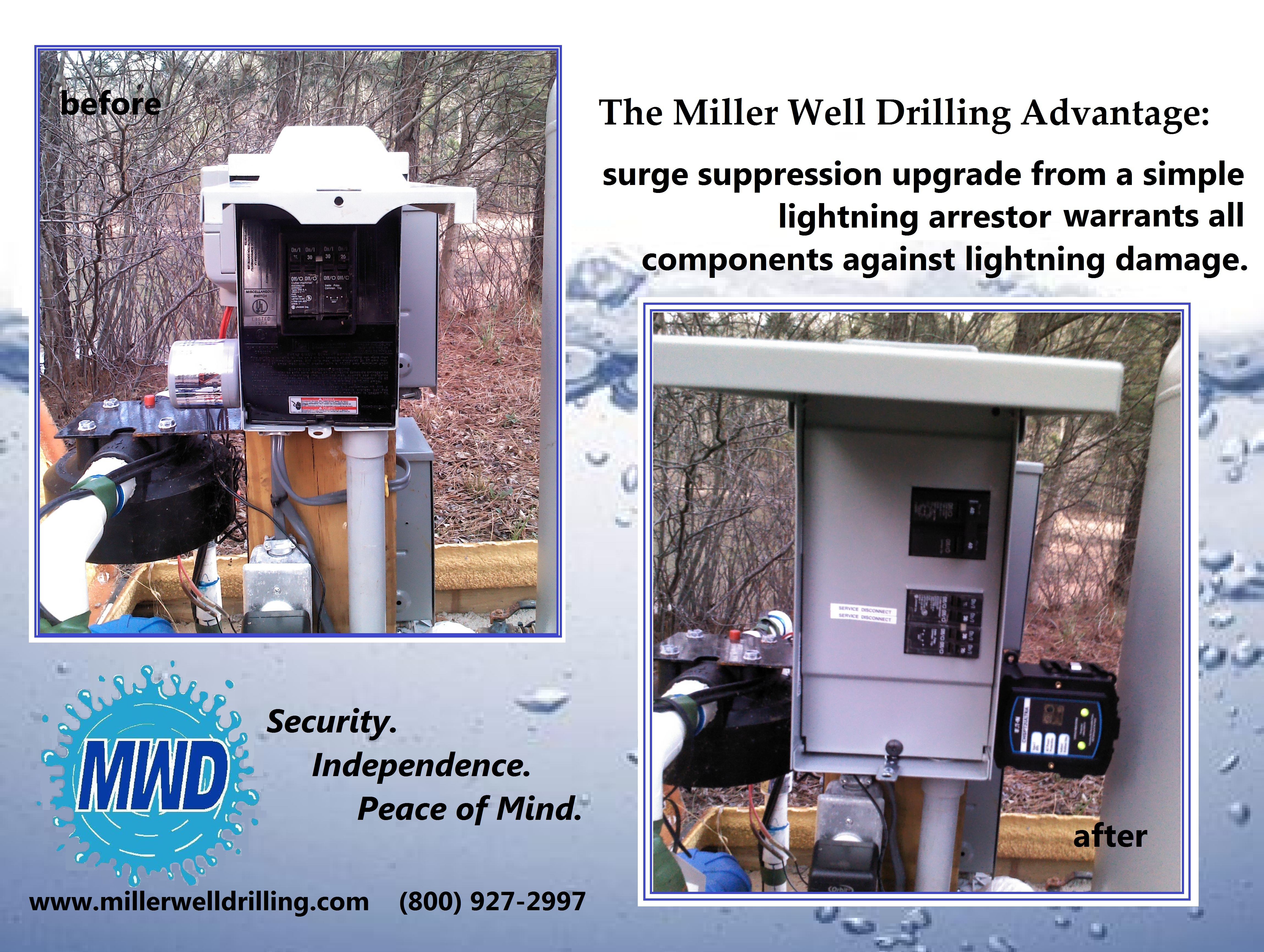 Neutral And Ground Are Not The Same Miller Well Drilling