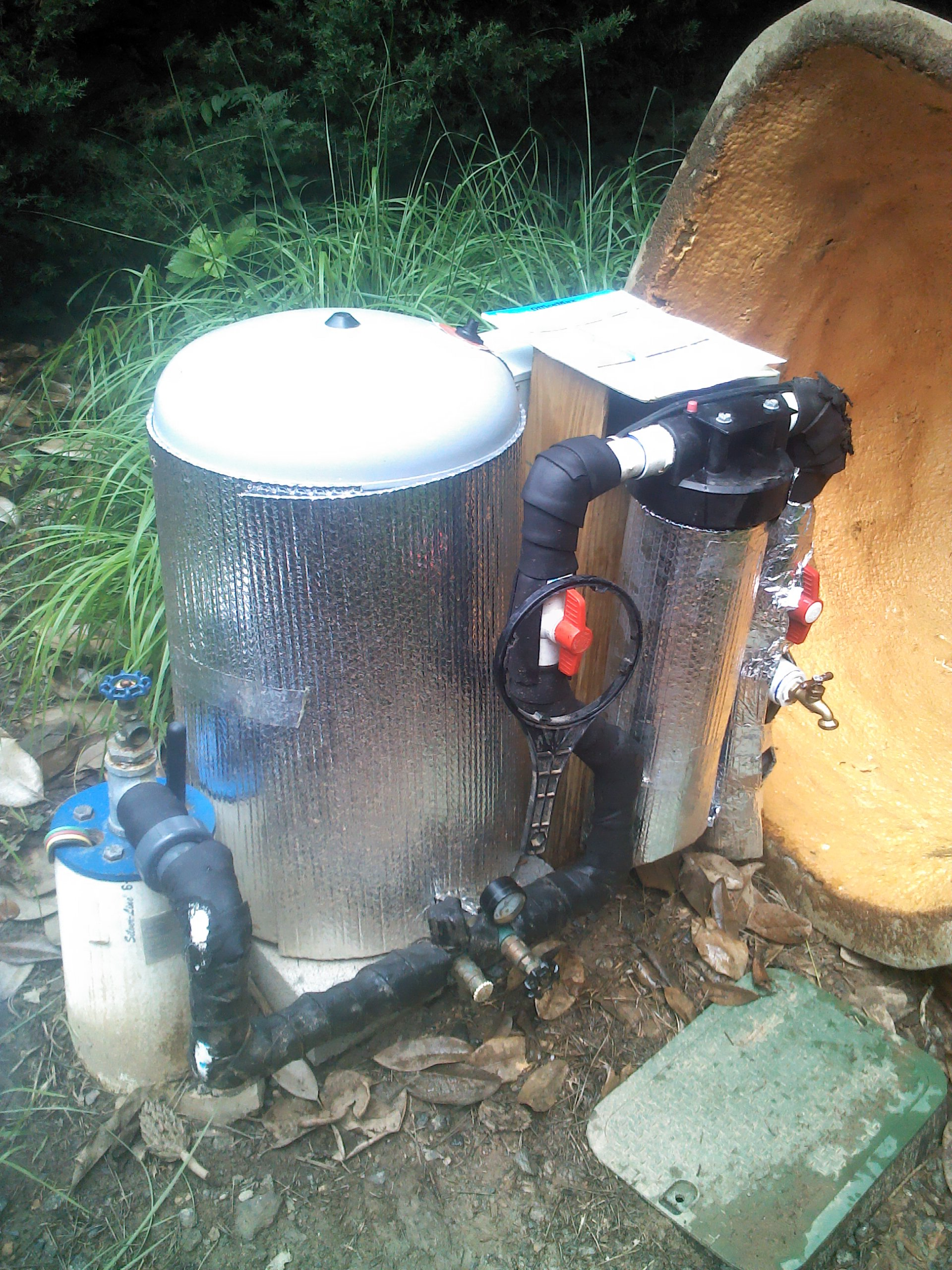 A Better Way To Insulate Your Wellhouse Miller Well Drilling