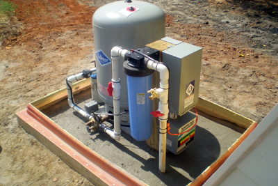 Pump Systems | Miller Well Drilling